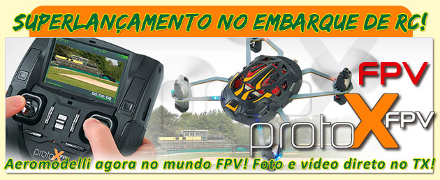 Chegou Great Planes FPV abril 2015