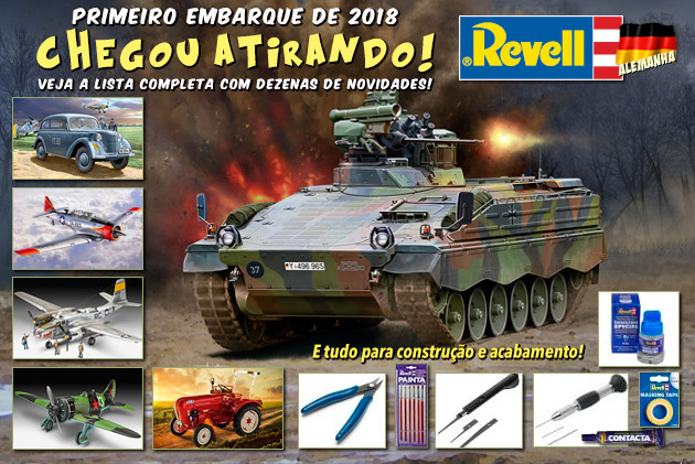 Embarque Revell 1-18