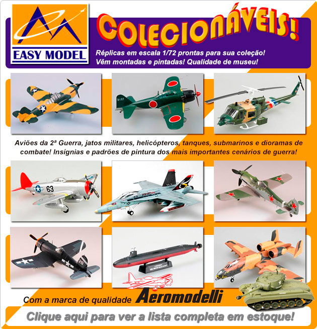 Miniaturas Colecion�veis Easy Model